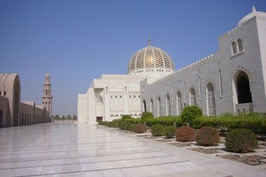 Sa sublime mosquée