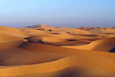 Séjournez au coeur des dunes de sable...