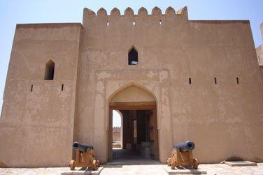 Jibreen, un excellent exemple de l'architecture omanaise avec son château