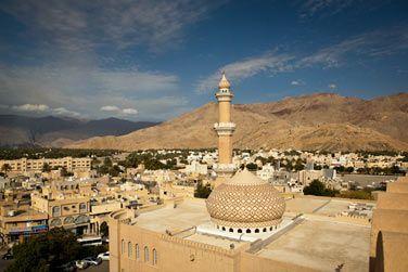 Nizwa, ancienne capitale d'Oman