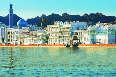 La merveilleuse capitale du Sultanat d'Oman