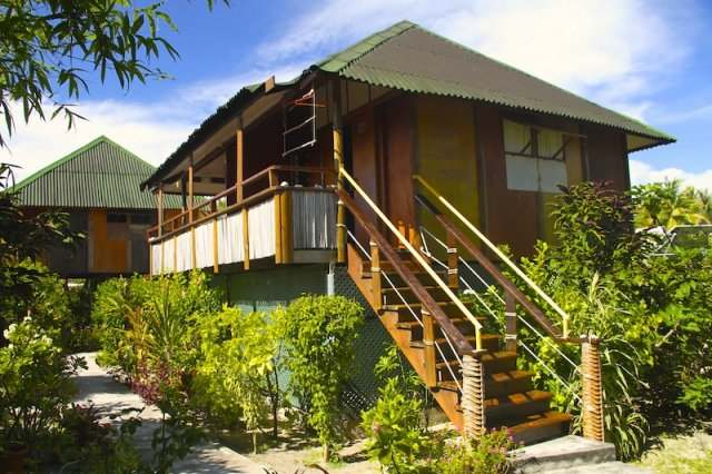 bungalow jardin panoramique