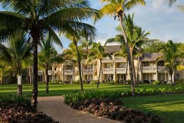 Découvrez une architecture typiquement mauricienne au coeur d'un magnifique jardin