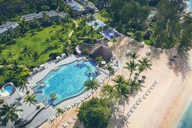 Bienvenue à l'hôtel Outrigger Mauritius !