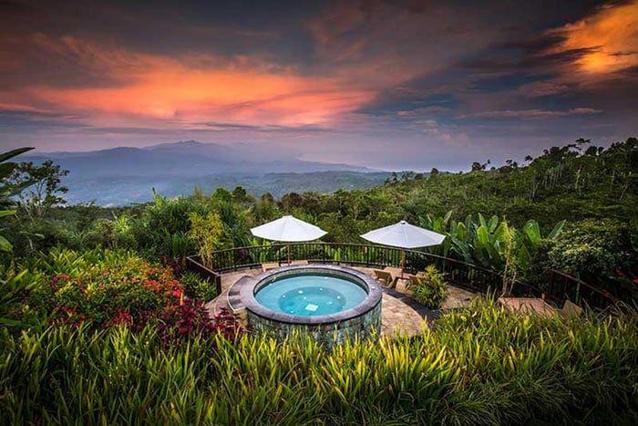 Hôtel Munduk Moding Plantation Nature Resort & Spa 4*, Indonésie