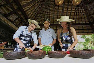 A la découverte de la culture balinaise lors d'un cours de cuisine