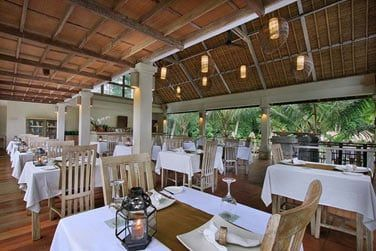 Le restaurant Abangan vous propose de délicieuses spécialités balinaises mais également des plats occidentaux
