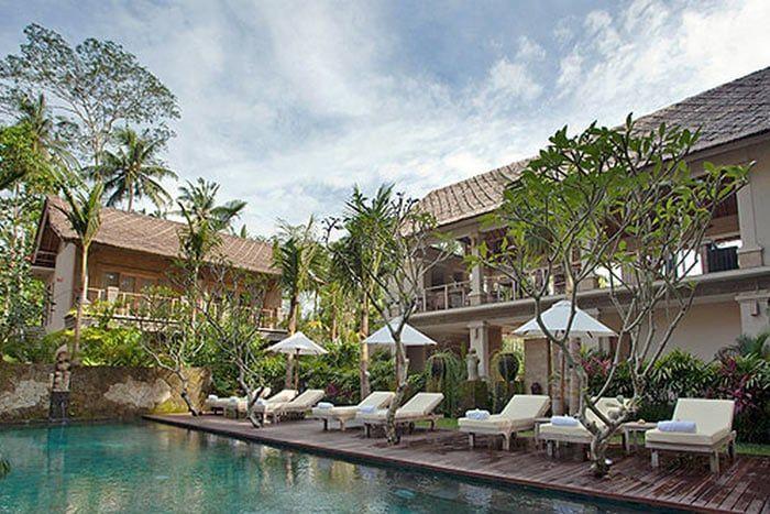 Hôtel Puri Sunia Resort 4*, Indonésie