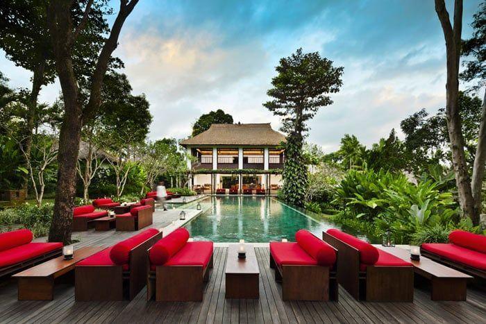 Hôtel Uma by Como 4*, Indonésie