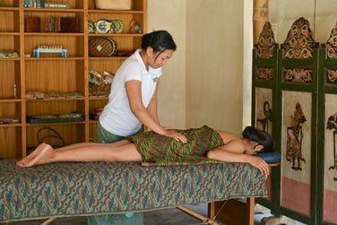 ou un massage au spa!