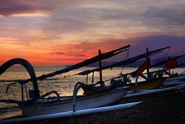 La côte Est de Bali est très réputée pour ses fabuleux sites de plongée