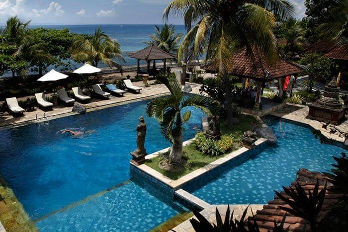 Hôtel Puri Bagus Candidasa 4*, Indonésie