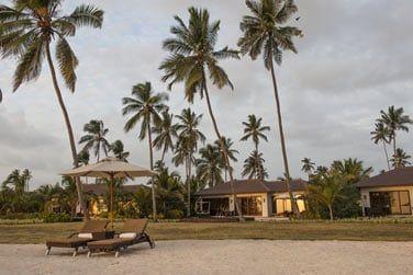 Villa Prestige, située en bord de mer