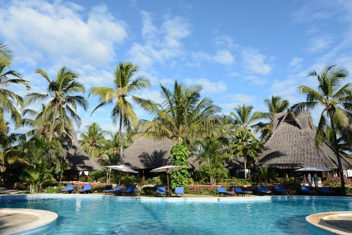 Hôtel Breezes Beach Club & Spa 4* Luxe, Zanzibar