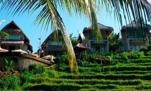 Hôtel Surya Shanti Villas 3*, Indonésie