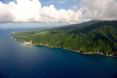 Les paysages de la Martinique vous promettent un dépaysement sans pareil