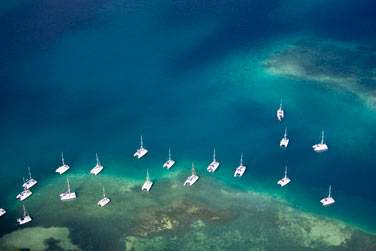 La Martinique, paradis des sports nautiques et des activités liées à la mer...