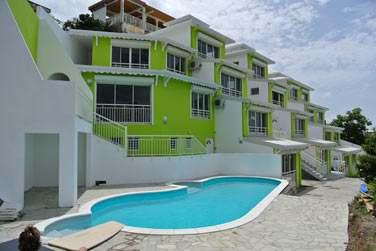 Pour votre séjour en Martinique, nous avons sélectionné la Résidence Villa Melissa