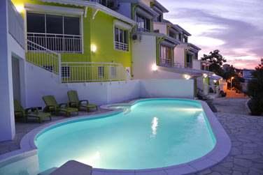 Située à Trois Ilets, la Villa Melissa vous permettra de rayonner facilement sur l'île