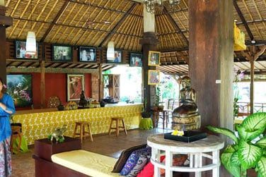 Vénez découvrir l'hôtel Puri Taman Sari!