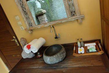 Et la salle de bain