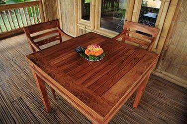 Sa terrasse en bois