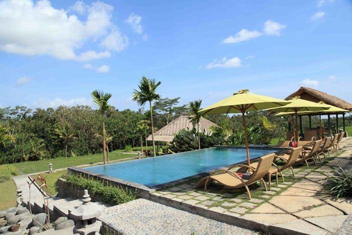 Hôtel Puri Taman Sari, Indonésie