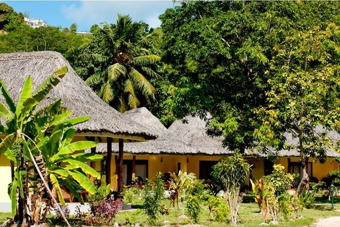 lauriers guest house seychelles praslin