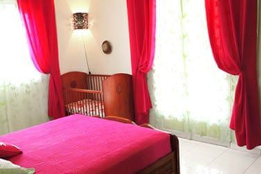 Les chambres sont très joliment décorées