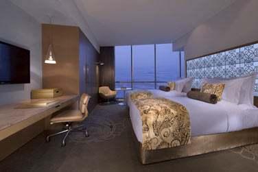 La chambre Deluxe avec lits jumeaux