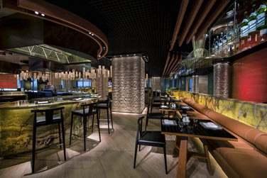 Le restaurant japonais Tori No Su