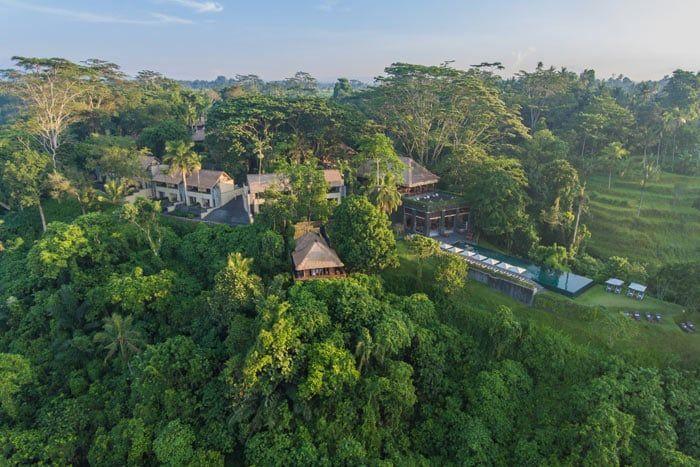 Hôtel Alila Ubud 4*, Indonésie