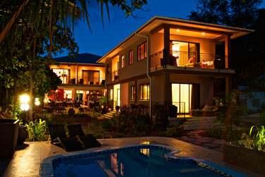 Rendez-vous au Repaire, petit boutique-hôtel situé à Anse Réunion