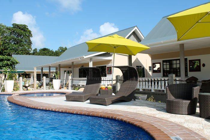 Hôtel Cabanes des Anges Guest House 2*, Seychelles