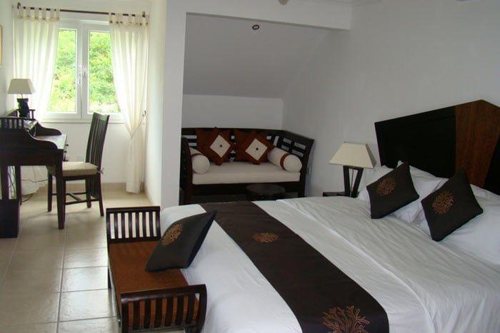 appartement penthouse (1 chambre)
