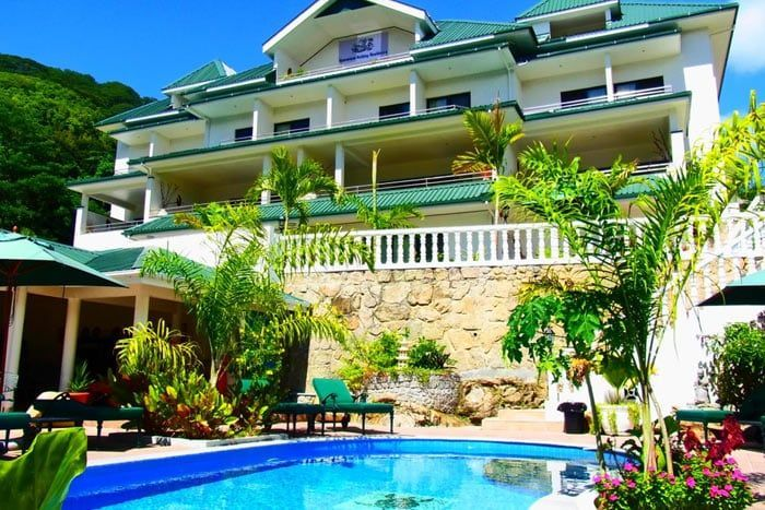 hannemann holiday residence guest house seychelles