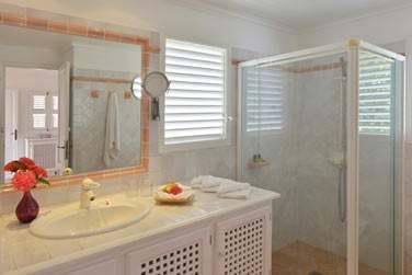 Salle de bain de La Case
