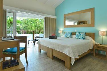 La chambre classique (sans kitchenette), a été entièrement rénovée en 2013. Une très jolie chambre à petit prix