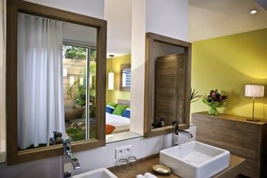 Salle de bain du Cottage Supérieur