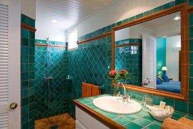 Salle de bain du Cottage Tradition Terrasse