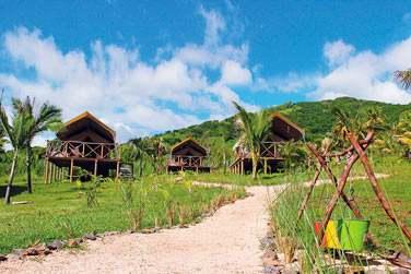 Pendant votre périple à l'île Maurice, découvrez des établissements de charme comme l'ecolodge Otentic