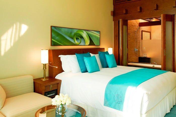 chambre luxe vue mer