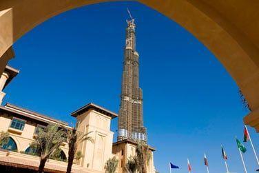 Le Sofitel The Palm est situé sur la Palm non loin du célèbre hôtel l'Atlantis