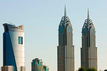 Vous serez à quelques minutes en voiture du centre de Dubaï