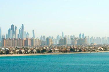 Et pourrez profiter pleinement des plaisirs balnéaires tout en admirant la vue sur Dubaï