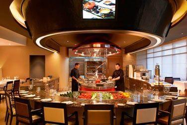 Vous ne serez pas déçus par la variété culinaire proposée par les restaurants de l'hôtel