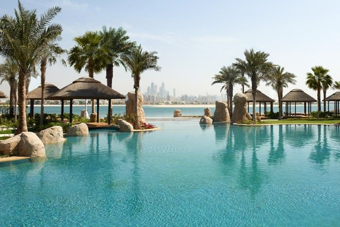 Hôtel Sofitel The Palm 5*, Dubaï