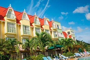 Bienvenue à l'hôtel Coco Palm !