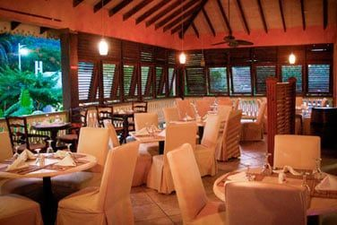 Le Koko Cabana Bistro & Bar, un restaurant au style colonial
