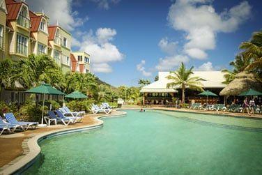 Profitez du climat tropical de cette belle île des Caraïbes